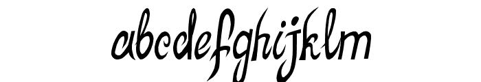 MB-ElvenType Font LOWERCASE