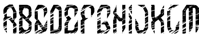 MB-InDigit Font LOWERCASE