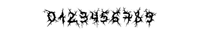 MB-Real Grinder Font OTHER CHARS