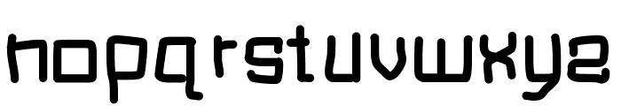 MBBlockType Font LOWERCASE
