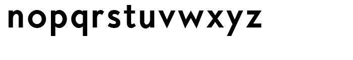 MB Empire Bold Font LOWERCASE