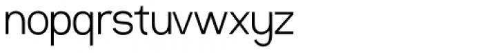 MB Grotesk Extra Light Font LOWERCASE