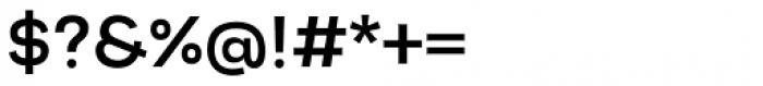 MB Grotesk Regular Font OTHER CHARS