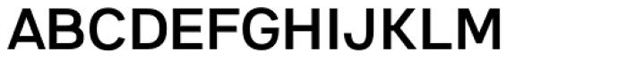 MB Grotesk Regular Font UPPERCASE