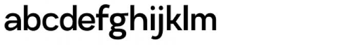MB Grotesk Regular Font LOWERCASE