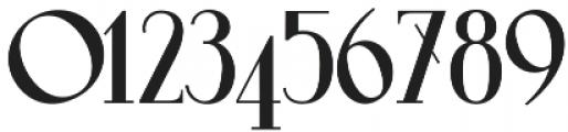 MC Brooklyn Regular otf (400) Font OTHER CHARS