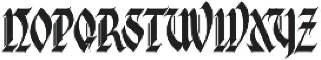 MCF G-style ttf (400) Font LOWERCASE