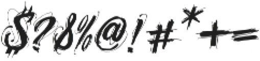 MCF Geroin ttf (400) Font OTHER CHARS