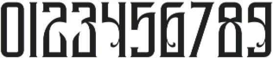 MCF Legion of Darwin ttf (400) Font OTHER CHARS