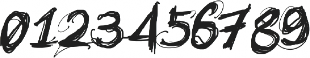 MCF Mudster Regular ttf (400) Font OTHER CHARS
