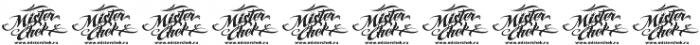MCF Petarda S otf (400) Font OTHER CHARS