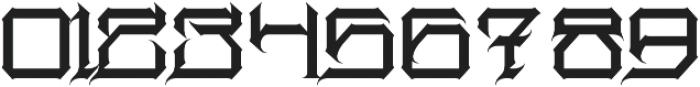 MCF herosin ttf (400) Font OTHER CHARS