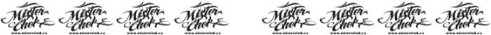 MCF horizons ttf (400) Font OTHER CHARS