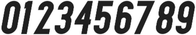 McCarthy Black Italic otf (900) Font OTHER CHARS