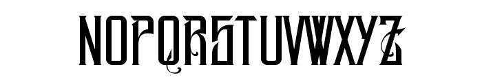 MCF Legion of Darwin Font LOWERCASE