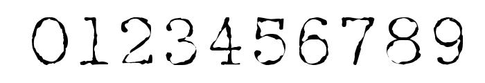 McGarey Regular Font OTHER CHARS