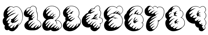 McKloud Tempest Font OTHER CHARS