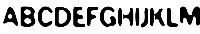 McKoy Font UPPERCASE
