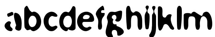 McKoy Font LOWERCASE