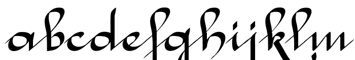 McLeona Font LOWERCASE