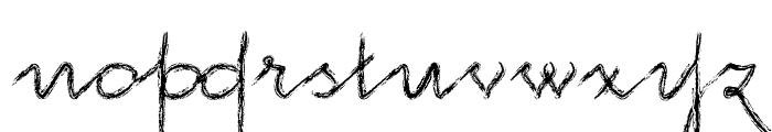 McVincenzo Font LOWERCASE