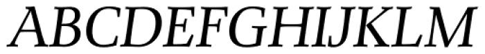 Mc Lemore Italic Font UPPERCASE