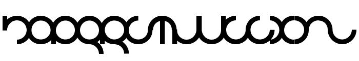 MDRS-FD01 [c] Zhimet cardozo, 2009 Font LOWERCASE