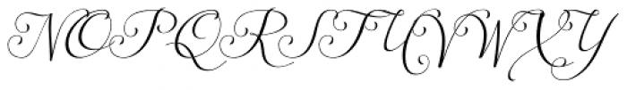 MdeSade Font UPPERCASE