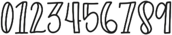 MERRYMAKINGCLN Regular ttf (400) Font OTHER CHARS