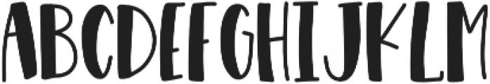 MERRYMAKINGCLN Regular ttf (400) Font LOWERCASE