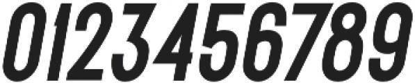 METAFORA Extra Bold Oblique otf (700) Font OTHER CHARS
