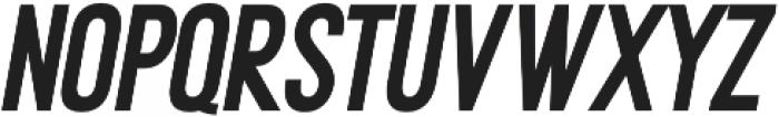 METAFORA Extra Bold Oblique otf (700) Font UPPERCASE