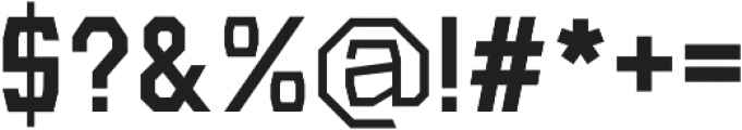 METRIK SANS Black otf (900) Font OTHER CHARS