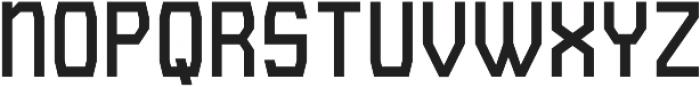 METRIK SANS Bold otf (700) Font UPPERCASE