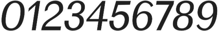Meadow Semi bold italic otf (600) Font OTHER CHARS