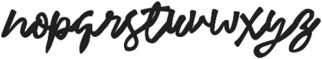 Meadowlark otf (400) Font LOWERCASE
