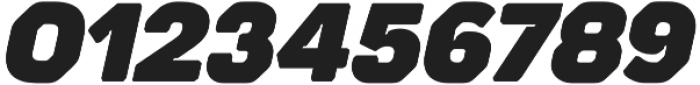 Meccanica Lite Ultra Oblique otf (900) Font OTHER CHARS