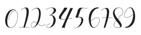 Median script Regular otf (400) Font OTHER CHARS