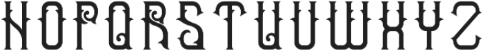 MedievalKingdom Base otf (400) Font UPPERCASE