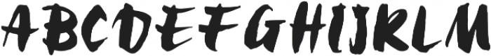 Medina otf (400) Font UPPERCASE