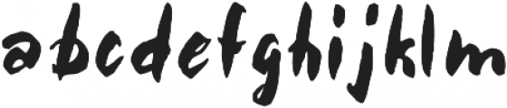 Medina otf (400) Font LOWERCASE