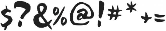 Medina ttf (400) Font OTHER CHARS
