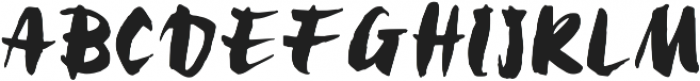 Medina ttf (400) Font UPPERCASE