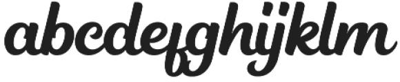 Medinah otf (400) Font LOWERCASE