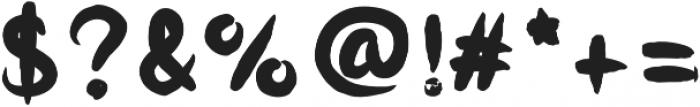 Medium otf (500) Font OTHER CHARS