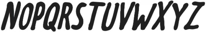 Meep otf (700) Font UPPERCASE
