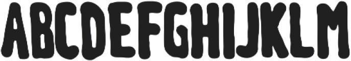 Meep ttf (900) Font UPPERCASE