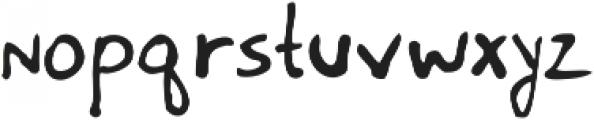 Meet the Submarine ttf (400) Font LOWERCASE