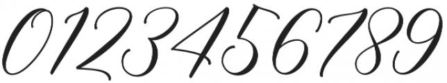 Meetha Script Regular otf (400) Font OTHER CHARS