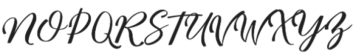 Megattor otf (400) Font UPPERCASE
